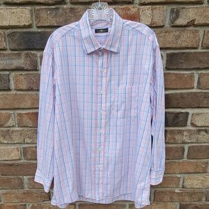Club Room Long Slevee Shirt size 17